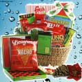 Holiday Game Night Gift Basket