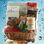 Home on the Range Texas Gift Basket