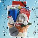 Tee Time Golf Gift Basket