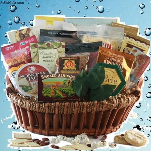 Thanks a Billion! Thank You Gift Basket