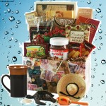 Around The World in 12 Coffees Coffee Gift Basket
