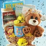 Bear Hug Gourmet Gift Basket