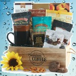 Cafe Amore Coffee Gift Basket