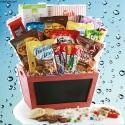 Candy Caravan Candy Gift Basket