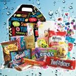 Candyland Candy Gift Basket