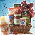 Casino Night Poker Gift Basket