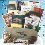 Chocolate & Coffee Chocolate Gift Basket