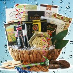 Congrats to You Congratulations Gift Basket