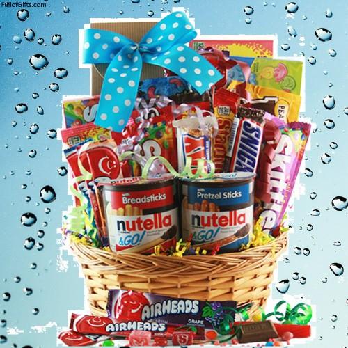 Craving Killer Candy Gift Basket