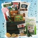 Cuisine on the Green Golf Gift Basket
