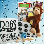 It's a Dogs Life Dog Gift Basket