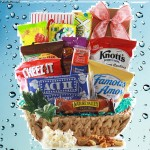 Endless Edibles Snack Gift Basket