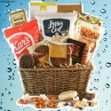 Executive Snacker  Snack Gift Basket