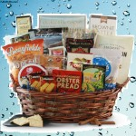 Fit for a King Gourmet Gift Basket
