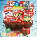 Game Night Family Gift Basket