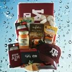 Gig 'Em Aggies A&M Gift Basket