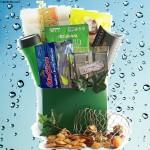 Go Fish Fishing Gift Basket