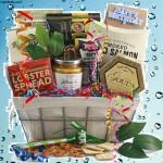 Gourmet Birthday Birthday Gift Basket
