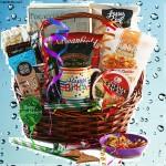 Happy Birthday Birthday Gift Basket