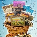 Healthy Snacks Healthy Gift Basket