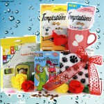 For the Love of Cats Pet Gift Basket - Cat