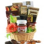 Nutella Lover Snack Gift Basket