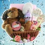 Puppy Love Gift Basket