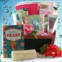 A Day at the Spa for Mom - Spa Basket