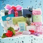 Spa Treasures - Spa Gift Basket