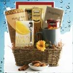 Tea & Cookies Tea Gift Basket