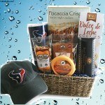 Houston Texans Fan Texans Gift Basket