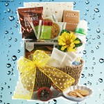 Up all Night Baby Gift Basket