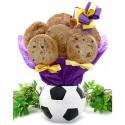 Soccer Cookie Planter - 6 or 12 Gourmet Cookies